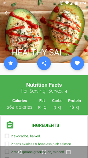 Foto do Healthy Recipes for Fitness