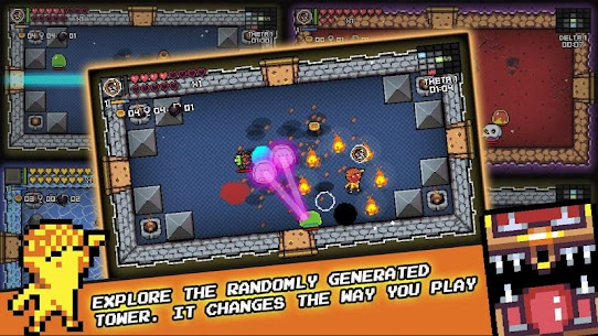 The Slimeking's Tower (No ads) MOD APK 1.5.1 (Unlimited Gold) 10