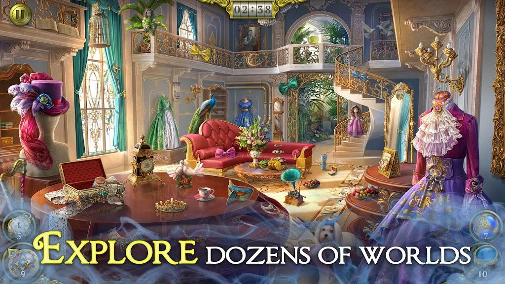 Hidden City: Hidden Object Adventure  poster 3