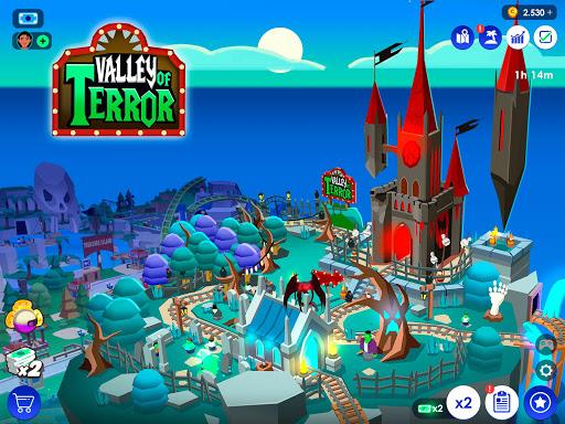 Idle Theme Park Tycoon - Recreation Game  screenshots 9