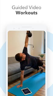 Sworkit Fitness – Workouts & Exercise Plans App Screenshot