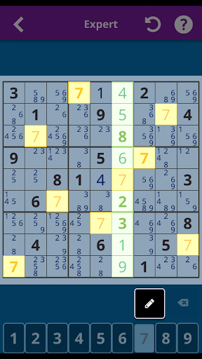 Sudoku - Free Classic Sudoku Puzzles 2.10.23 screenshots 4