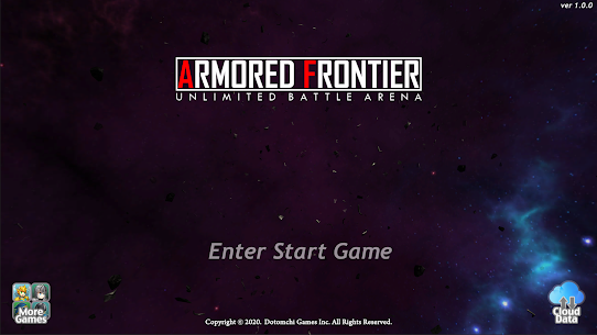 Armored Frontier Mod Apk (Unlimited Bullets + God Mode) 1