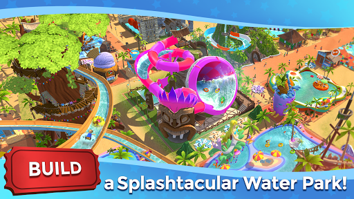 RollerCoaster Tycoon Touch - Build your Theme Park  screenshots 4