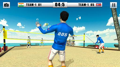Volleyball 2021 - Offline Sports Games apkpoly screenshots 10