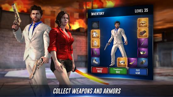 Cyber War: Cyberpunk Reborn (Offline ARPG) Mod Apk