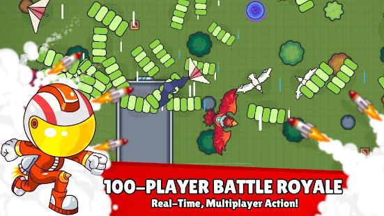 ZombsRoyale.io - 2D Battle Royale screenshots 2