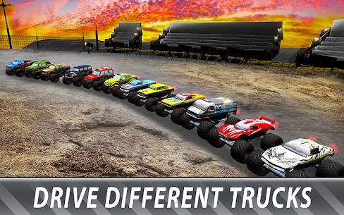 Monster Truck Derby 3D 1.4 Android Mod + APK + Data 3