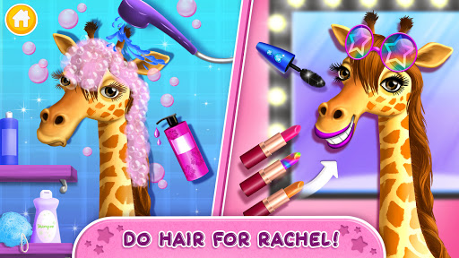 Rock Star Animal Hair Salon - Super Style & Makeup 4.0.70031 screenshots 5