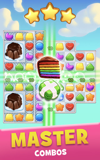 Cookie Jamu2122 Match 3 Games | Connect 3 or More screenshots 6