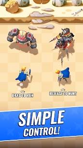 Arcade Hunter: Sword, Gun, and Magic MOD (No Enemy Attack) 1