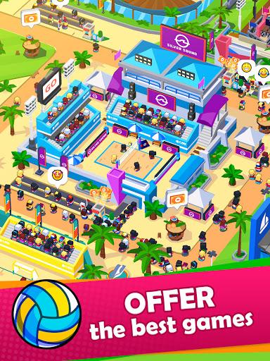Sports City Tycoon - Idle Sports Games Simulator  screenshots 21