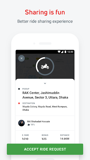 Pathao Drive 4.0.2.1 screenshots 1