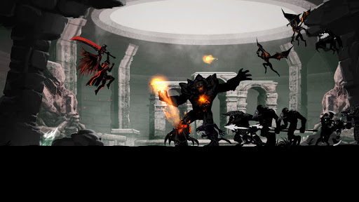 Shadow of Death: Darkness RPG - Fight Now!  Screenshots 4