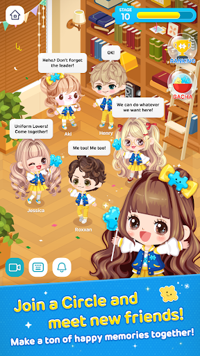 LINE PLAY - Our Avatar World  screenshots 7