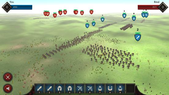 Epic Battles Online screenshots 1