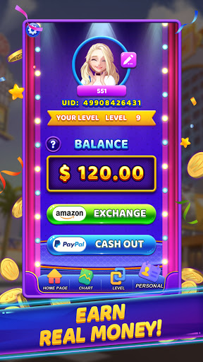 Word Vegas - Free Puzzle Game to Big Win apkpoly screenshots 3