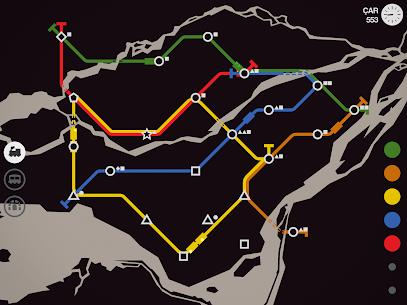 Mini Metro Apk – Mini Metro v2.48.0 MOD APK – TÜM KİLİTLER AÇIK **FULL 2021** 11