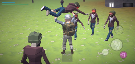 Z-WORLD : Offline Open World Zombie Survival Game apktram screenshots 2