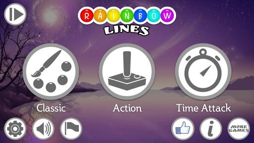Rainbow Lines 1.3.11 screenshots 1