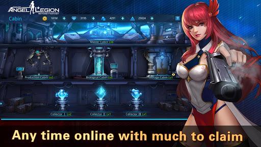 Angel Legion: Space Fantasy RPG 44.1 screenshots 4