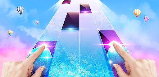 Magic Tap Tiles - Piano & EDM Music Game Apkfinish screenshots 1