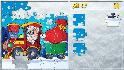 Christmas Puzzles for Kids screenshots 13