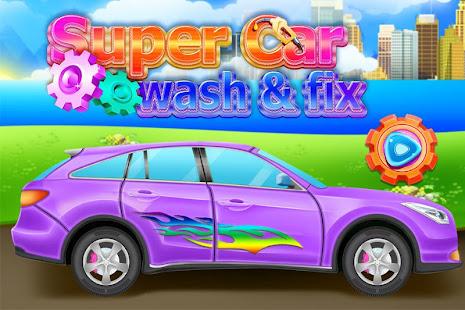 Super Car Wash And Fix 8.0.1.16 screenshots 1