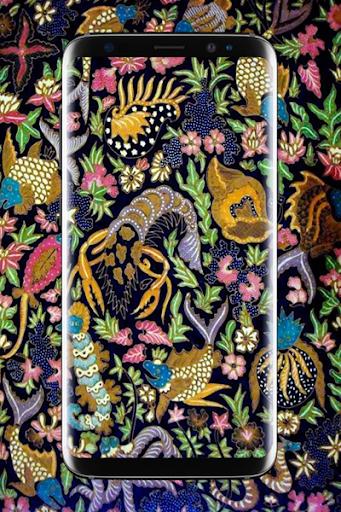 batik wallpapers screenshot 3