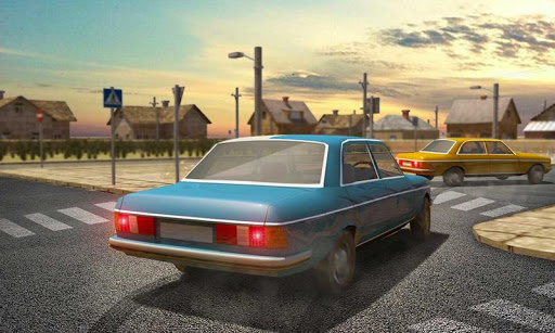 Crime City Mafia Gang War Car Theft Gangster Games  screenshots 5