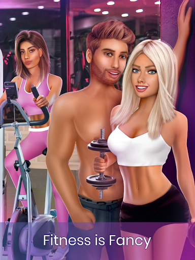 High School Romance Story - Fitness Love  apktcs 1