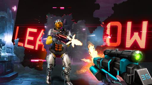FPS CyberPunk Shooting Game 1.0.6 screenshots 2