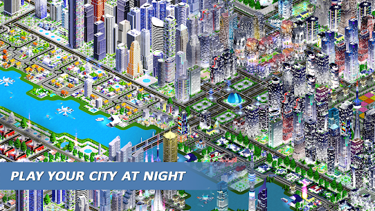 Designer City 2: city building game 1.24 Apk + Mod 2