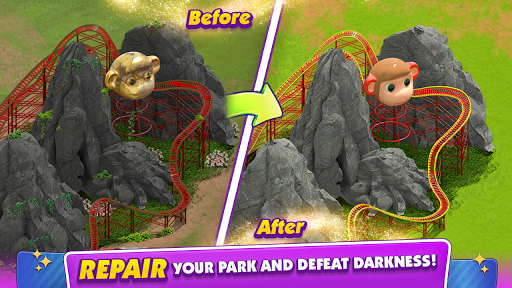 wonder park magic rides & attractions screenshot 1