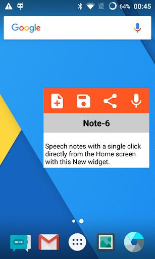 Speechnotes - Speech To Text Notepad 1.77 Screenshots 3