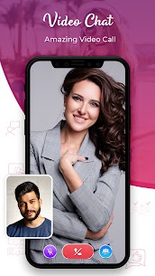 Girls Mobile number & Random video call with girls 1