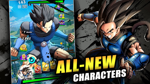 DRAGON BALL LEGENDS 2.17.0 screenshots 6