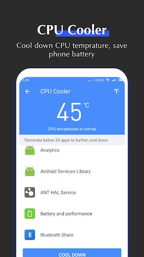All-In-One Toolbox: Cleaner, Speed& Widget  Screenshots 5