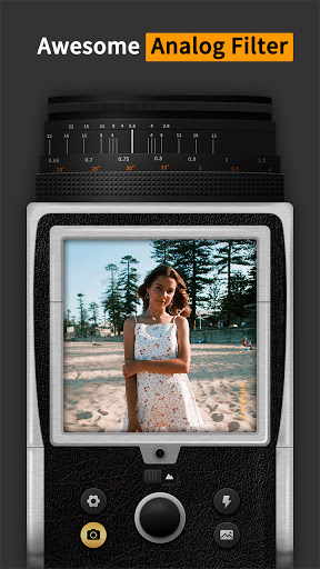 Disposable Camera & Vintage Film Filters - OldRoll  screenshots 1