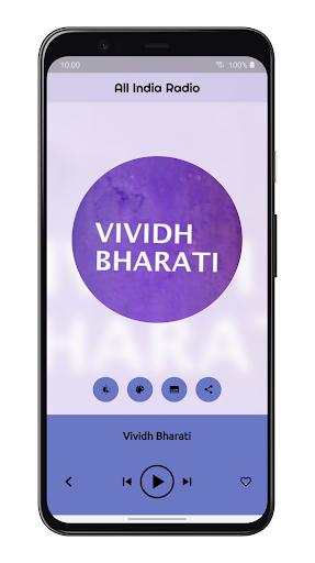 All India Radio: Vividh Bharati & Akashvani Radio 1.0.42 screenshots 2