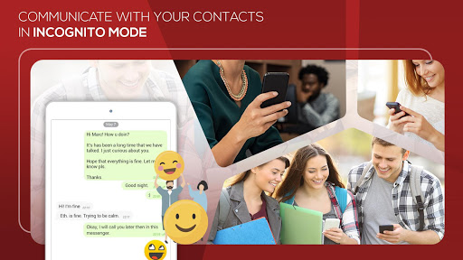 Mobile Messenger screenshot 9