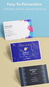 Digital Business Card Maker - Visiting Cards 10.0 (Unlocked)