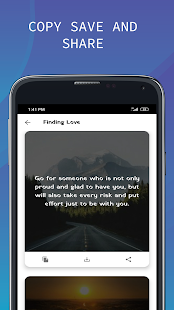 Deep Love Feeling - Save & Share