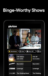Pluto TV – Free Live TV and Movies 10
