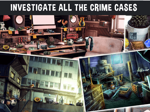 Crime Case : Hidden Object Games - Murder Mystery 1.1.2 screenshots 1