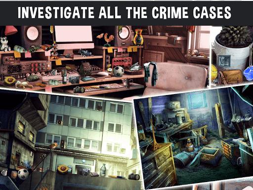 Crime Case : Hidden Object Games - Murder Mystery Latest screenshots 1