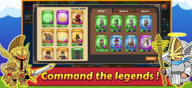 Dropwars MOD APK: Defense Kingdom Wars (Unlimited Gold) 2