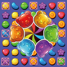 Candy Joy : Jelly Bear icon