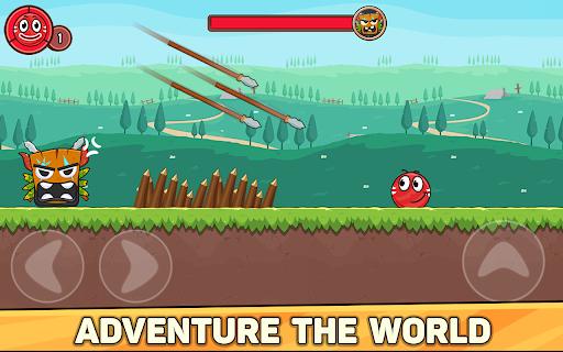Roller Ball Adventure: Bounce Ball Hero android2mod screenshots 13