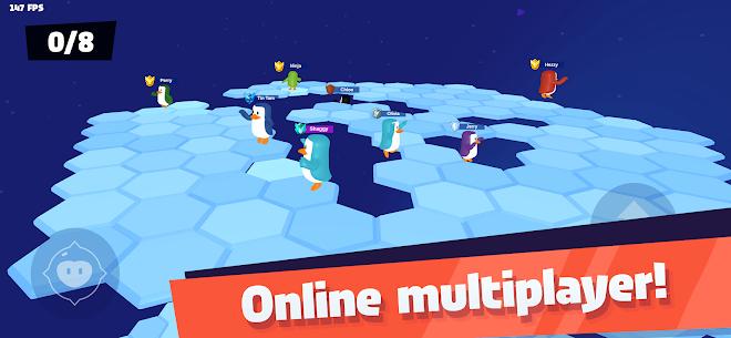 JustFall.LOL – Multiplayer Online Game of Penguins Mod Apk 1.150 8